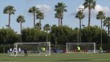 Piłkarze reprezentacji Brazylii w Los Angeles przygotowują się do Copa America