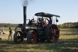 Na Poznań Moto Fest zobaczymy samobieżną lokomobilę parową z 1919 roku wyprodukowaną w zakładach H. Cegielskiego