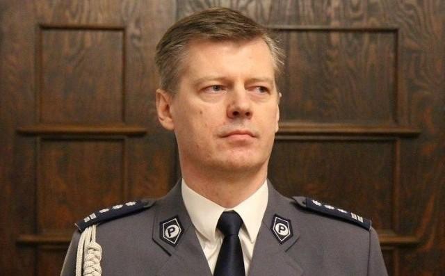 Inspektor Dariusz Wesołowski