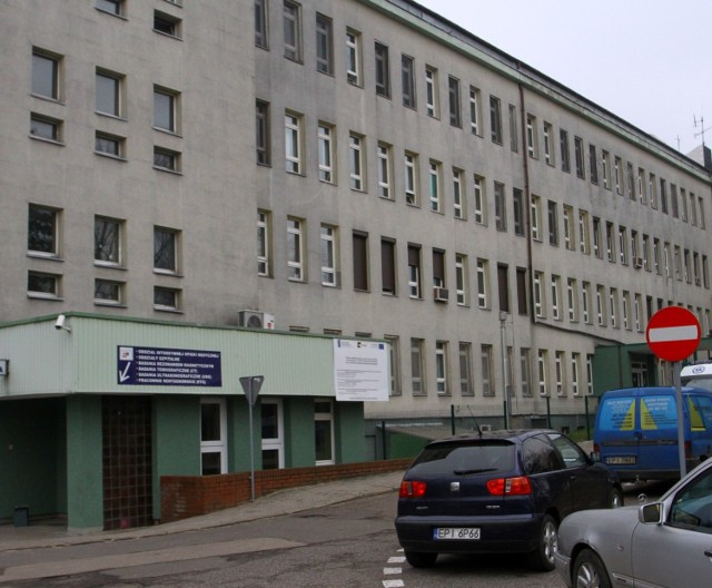 Legionella w szpitalu wojewódzkim w Piotrkowie Regionalnym