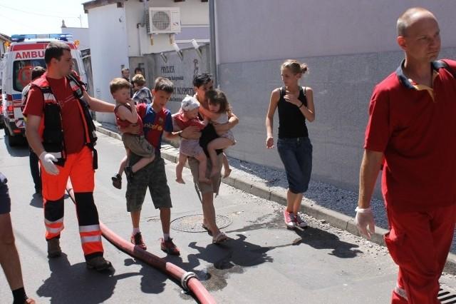 W wybuchu rannych zostało 5 dzieci.
