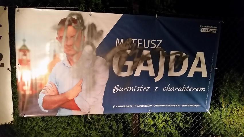 Wybory Samorządowe 2018 W Proszowicach Już Niszczą Plakaty