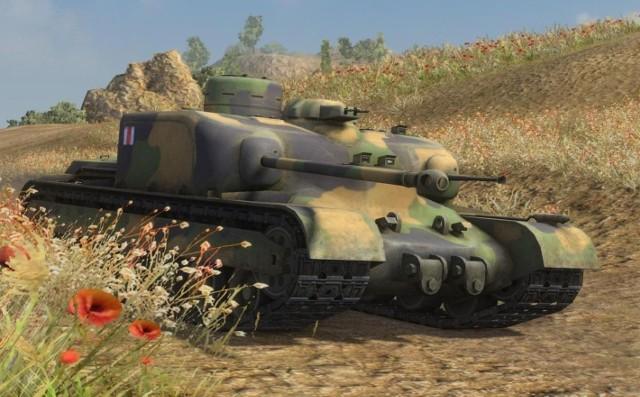 World of TanksWorld of Tanks: Nowe czołgi i nowe mapy
