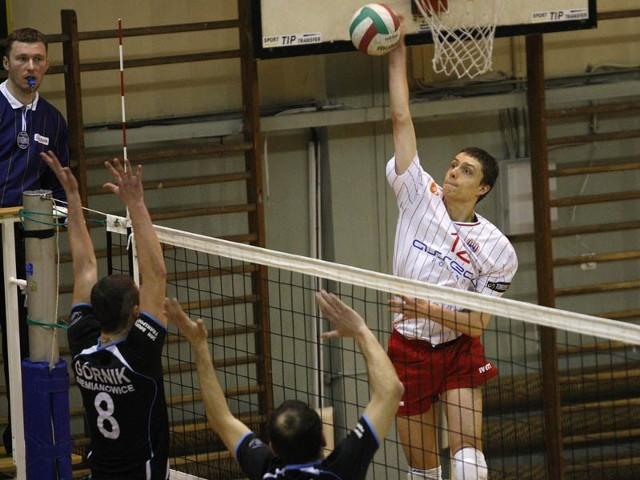 Resovia II Rzeszów - Górnik SiemianowiceResovia II Rzeszów pewnie pokonala u siebie Volley Club Górnik Siemianowice 3:0.