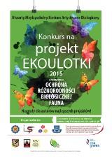 Otwarty Międzyszkolny Konkurs Artystyczno-Ekologiczny