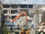 Wielkie burzenie Chłodni Kieleckich! Budynki znikają w szybkim tempie