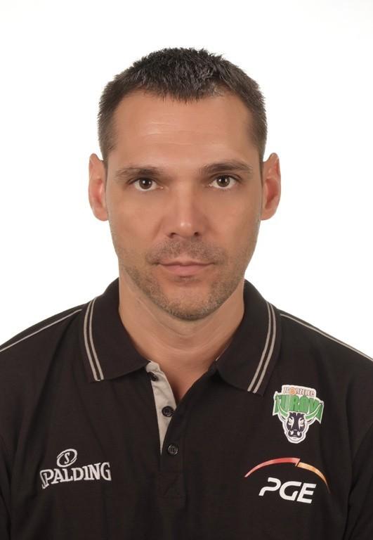 Miodrag Rajković chce w przyszłym sezonie obronić tytuł mistrza Polski z PGE Turowem