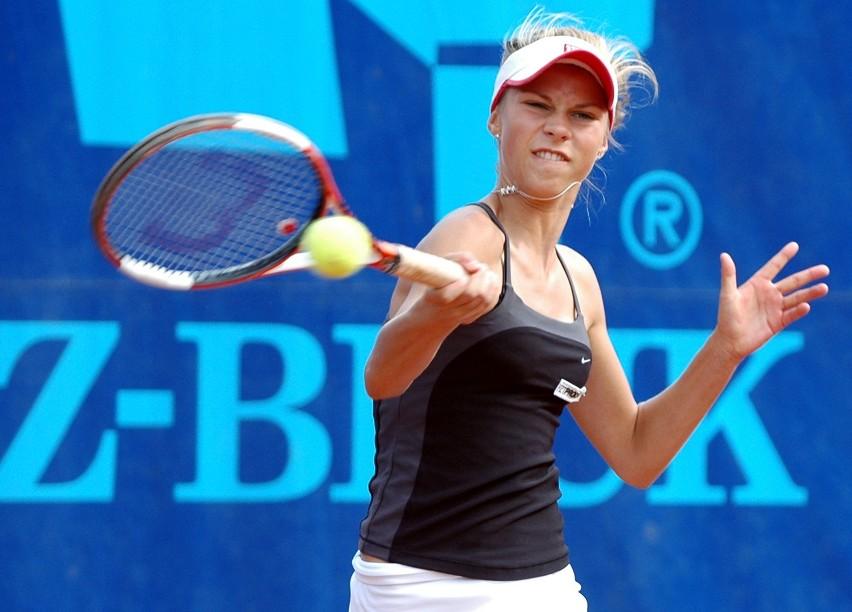 Katarzyna Piter nie będzie faworytką w spotkaniu z Angelique Kerber
