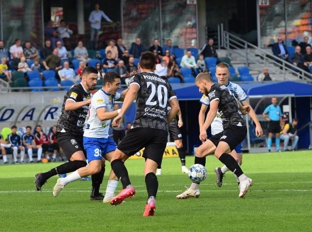 Apklan Resovia poległa w Bielsku-Białej 0:2, choć przez godzinę grała w przewadze.
