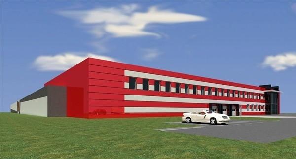 Tak ma wyglądać fabryka spółki AJ.