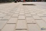 Zgierz: Czy ulica Dąbrowskiego musiała zmienić się w betonową pustynię? ZDJĘCIA
