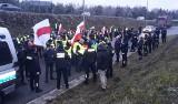 Rolnicy blokują S8. Nie dojedziesz do Wrocławia!