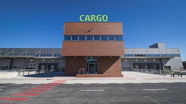Terminal cargo w Pyrzowicach otwarty