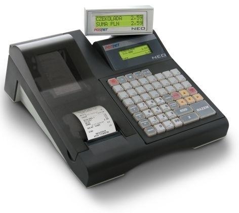 Handlowcy kontrolowani są m.in. czy posiadają kasy fiskalne, na których ewidencjonują sprzedaż i wydają paragony.