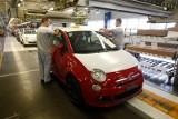 Koronawirus w Tychach. Fabryka Fiata wstrzymuje produkcję. FCA Poland ogłasza dezynfekcję zakładów