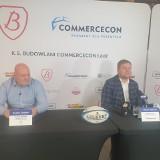 Rugby. Hubert Hoffman - szef firmy Commercecon już tworzył coś z niczego