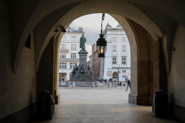 Kraków w piątek, 13 marca