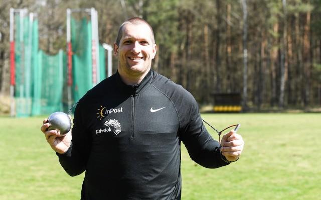 Wojciech Nowicki w Tokio osiągnął największy sukces w życiu zdobywając mistrzostwo olimpijskie