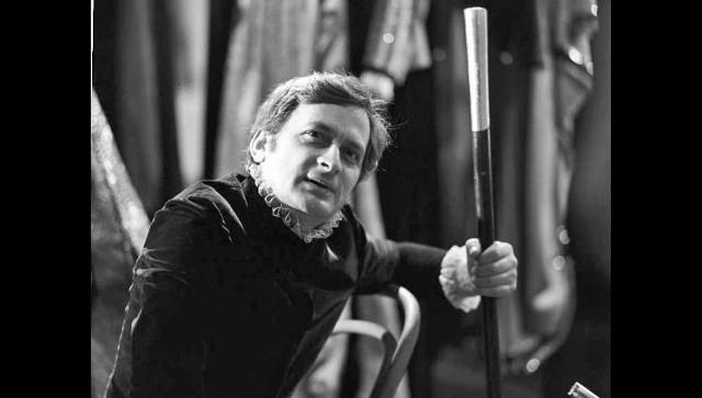 """Antoni Pszoniak, """"Magiczna wyspa Prospera"""", 1974 rok, reż. Zdzislaw Wardejn"""