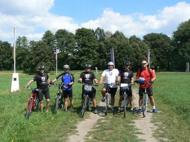 Głogowska Grupa Rowerowa DGL powstała 3 lata temu. Ma już na swoim koncie kilka niezwykle ciekawych wypraw.