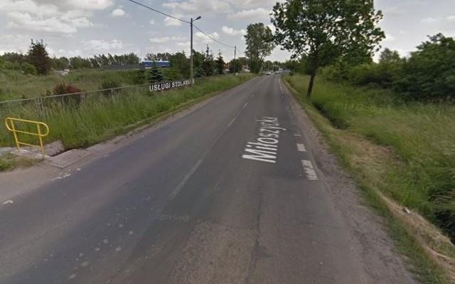 Wzdłuż ulic Kowalskiej i Miłoszyckiej we Wrocławiu powstaną nowe ścieżki rowerowe i chodniki.
