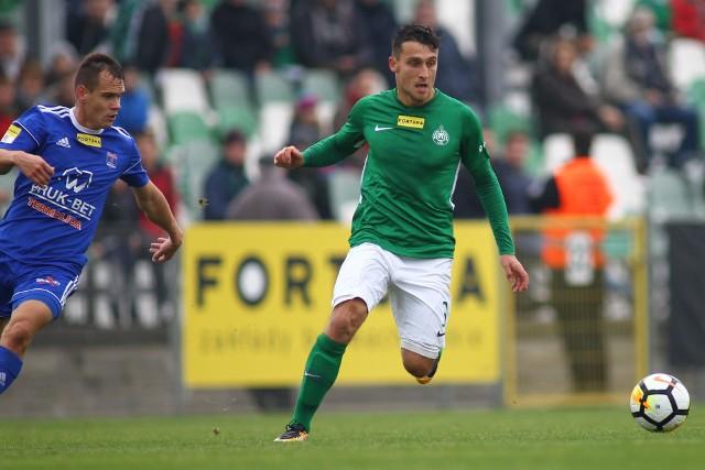 Wyróżnienie za najładniejszego gola 15. kolejki otrzymał Jakub Kiełb z Warty Poznań.