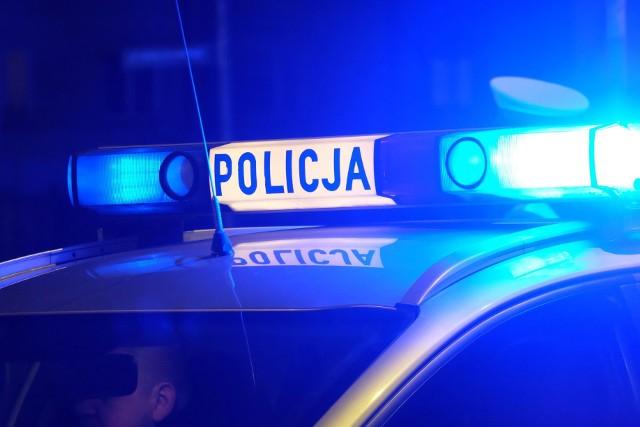 Policja strzelała do kierowcy, który uciekał po kontroli drogowej w Białymstoku. Był poszukiwany