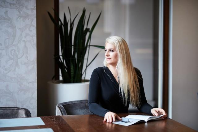 Edyta Sositko - uczestniczka programu MBA w WSB w Toruniu