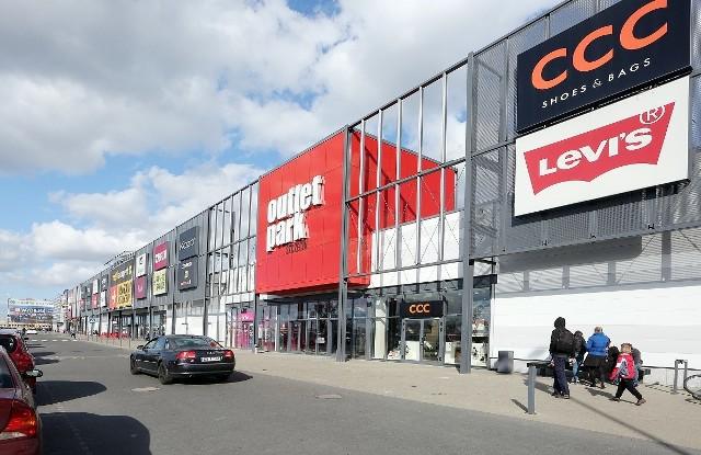 Outlet Park Szczecin powiększy się w połowie września   Głos
