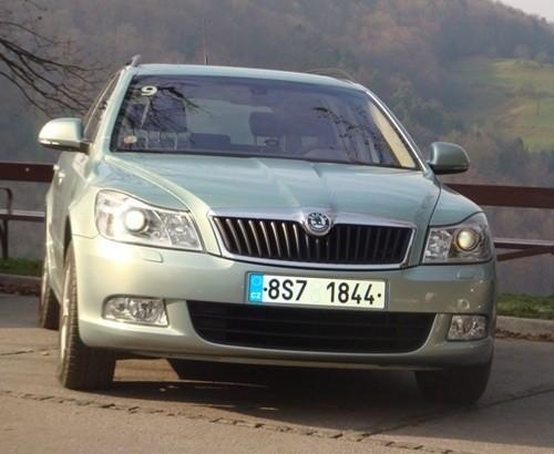 W Czechach Škoda Octavia LPG weszła już do sprzedaży.