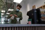 Pierwsza rzemieślnicza palarnia kawy w Rzeszowie. Kupisz tu ziarna, ale też napijesz się kawy. Skąd pomysł na taki biznes?