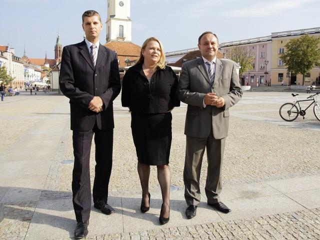 Dariusz Piontkowski, Hanna Piotrowska, Jarosław Matwiejuk