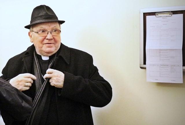Watykan ukarał abpa Mariana Gołębiewskiego