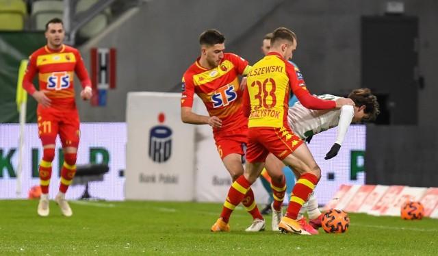 W styczniu Jagiellonia wygrała w Gdańsku z Lechią 2:0. Powtórka w Białymstoku jest mile widziana.