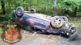 Wypadek na odcinku Kamienny Most - Kamionka. Jedna osoba poszkodowana