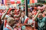 Tak Bydgoszcz kibicowała podczas meczu Polska - Hiszpania [zdjęcia]