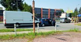 Wypadek na alei Warszawskiej w Tarnobrzegu. Wprowadzono ruch wahadłowy (ZDJĘCIA)