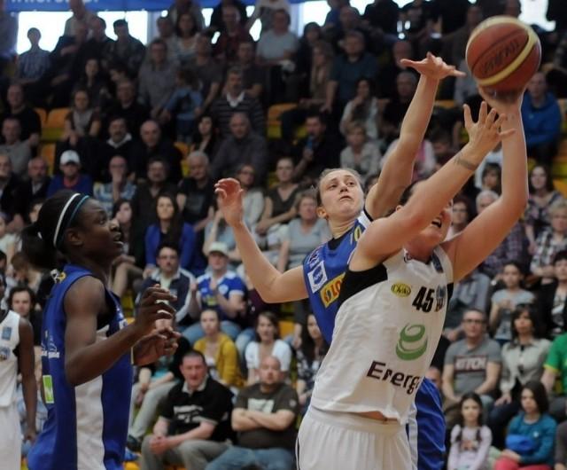 Julie Page była najskuteczniejszą koszykarką najważniejszego meczu Energi.