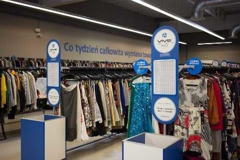 d35f74a1e1 Vive Profit Center w Jaworznie. Nowy sklep z odzieżą używaną otwarty ...
