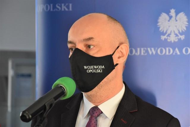 Adrian Czubak, wojewoda opolski