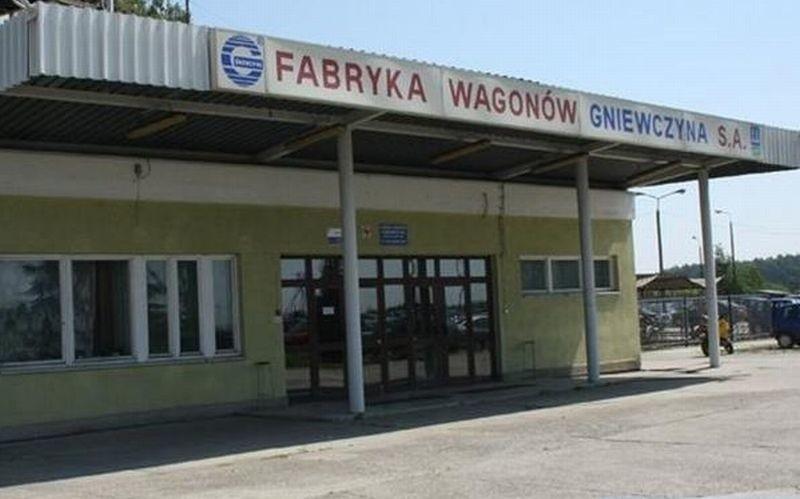 Fabryka Wagonów w Gniewczynie upadła po sprzedaży słowackiej...
