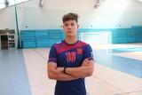 Siatkarz ze Skarżyska-Kamiennej przenosi się do najlepszego klubu w Polsce. W przyszłości chce grać nie tylko w pierwszym składzie