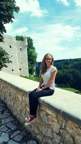 Miss Ziemi świętokrzyskiej 2017 Sylwia Chrzanowska