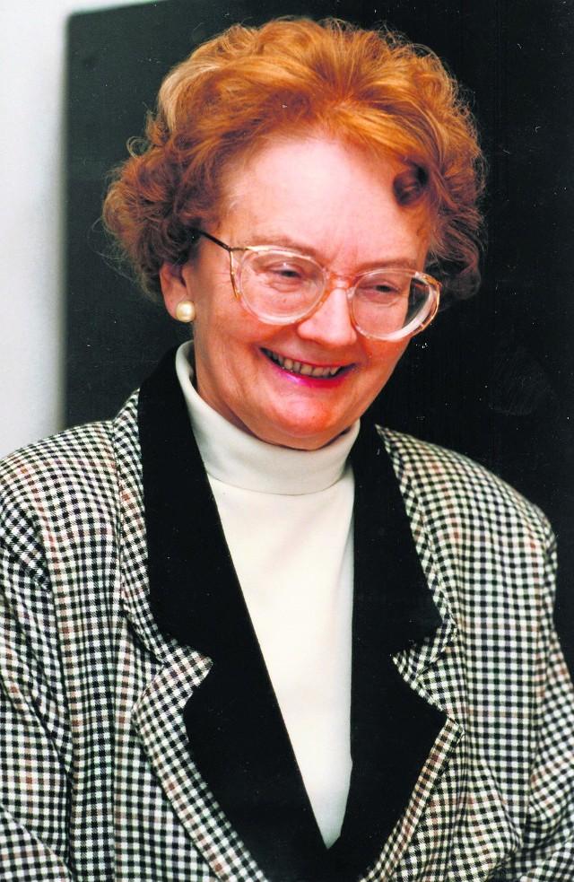 Profesor Maria Zduniak – wszyscy podkreślają, że była człowiekiem wyjątkowym