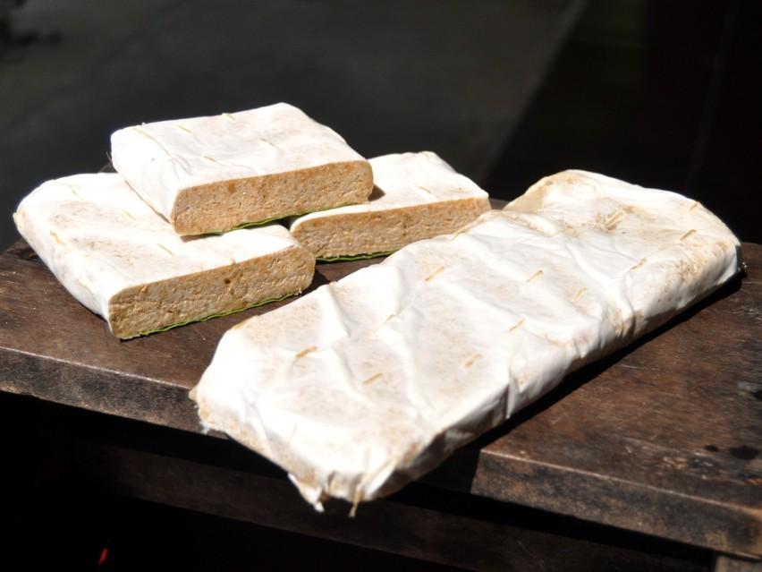 Tempeh to fermentowane nasiona soi rodem z Jawy, które...