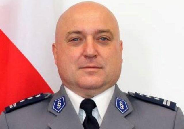 Marcin Ratajczak, nowy komendant straży miejskiej w Inowrocławiu