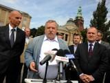 Wybory parlamentarne 2011: Balazs kandyduje do senatu