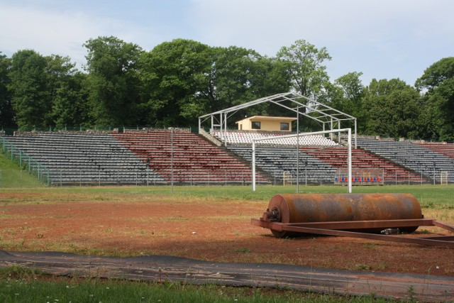 Stan obecny stadionu