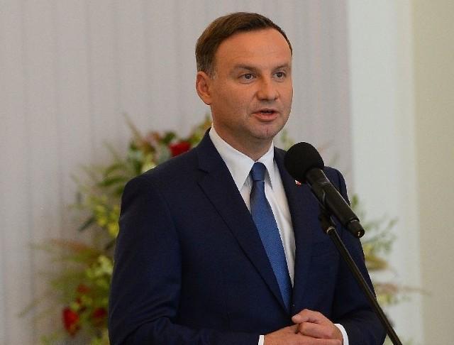 Andrzej Duda ogłosił skład swojej Kancelarii