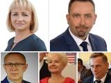 Członkowie Zarządu Powiatu Jędrzejowskiego jako postacie z kreskówek. Zobacz wyjątkowe zdjęcia z przymrużeniem oka (GALERIA)